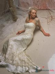 Свадебное платье продам г.Ярославль