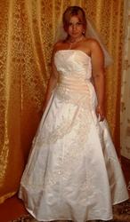 Прекрасное свадебное платье!!!!