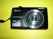 Nikon COOLPIX S5100 в идеальном состоянии