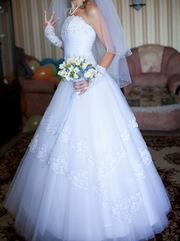 Продам свадебное платье Алиса р-р 44-46!