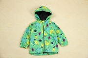 Куртка детская для мальчика осень-весна