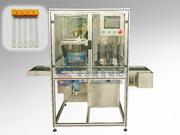 Многоканальная установка для разлива сывороточного сепарирующего гели