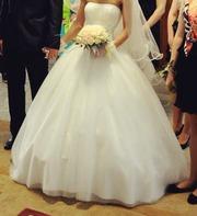 Свадебное платье бу 42 ярославль