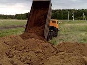 Грунт,  земля на поднятие,  отсыпку участка,  с доставкой