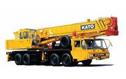 Запчасти для японских автокранов Kato