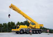 Запчасти на подъемный кран (Либхер) Liebherr LTM 1150-6.1