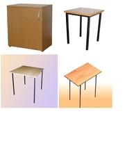 Мебель для рабочих,  солдат,  беженцев,  общежитий