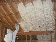 Утепление дома пенополиуретаном. Стены, полы, крыша