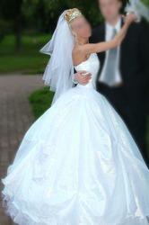 Продаю свадебное платье для настоящих принцесс